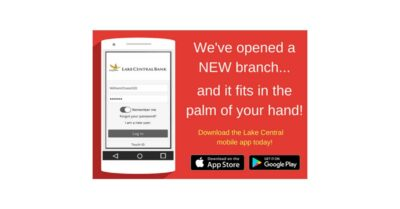 Mobile Banking Anywhere Anytime