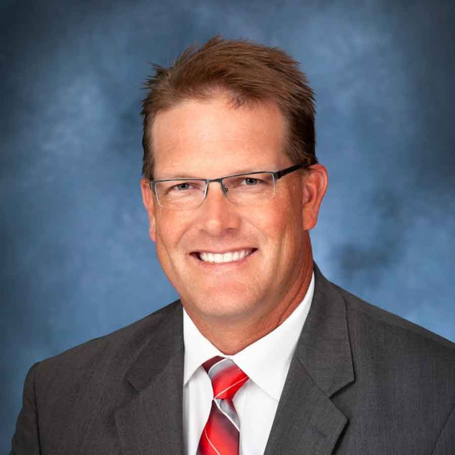 Keith Jerpseth Lake Central Bank Team