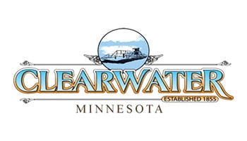 City Of Clearwater Minnesota Logo