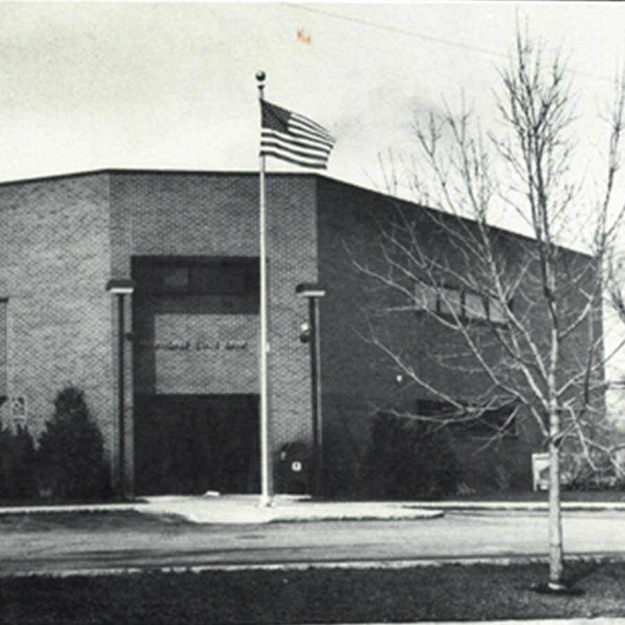 Square Image Lake Central Bank History Annandale State Bank 1980 2017